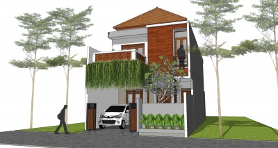 Private House Wirasatya VI